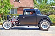 16th Anniversary Maxwell Classic Car Show | Hotrod Hotline