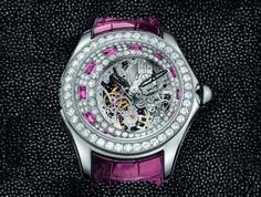 Baselworld 2016: Corum Unveils All New Bubble Skeleton High Jewelry Watches