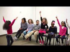 Drama Games for Primary School Children : Preschool Education & Beyond - YouTube