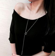 New HOT fashion trendy jewelry copper choker multi layer necklace gift – intothea Long Silver Necklace, Silver Pendant Necklace, Silver Bracelets, Sterling Silver Necklaces, Silver Rings, 925 Silver, Gold Choker, Chain Necklaces, Multi Layer Necklace
