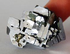 Galena Crystal  Raw Mineral  From Bulgaria by RhodopeMinerals