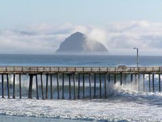 (via The Cayucos Pier Through The Years) one of my favorite spots in California!