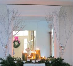 Holiday Decorating: Making Sparkly Branches – Momtastic