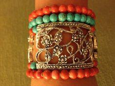 Bracelets- Its a beaut by bizzsjewels on Etsy, $18.00