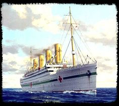 HMHS Britannic http://tuxedocat007.typepad.com/flashcardhistory/2013/10/hmhs-britannic.html