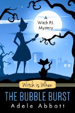 Witch P.I. Mysteries | Adele Abbott