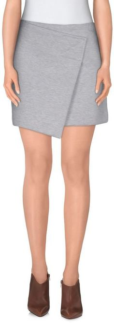 Pin for Later: 34 Wrap Skirts to Get All Tied Up in This Spring  Marc by Marc Jacobs Mini skirts ($267)