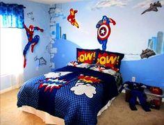 Image result for desain kamar tidur anak laki-laki
