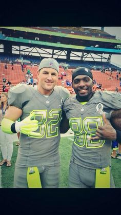 Pro Bowl 2014 Dallas Cowboys☆ Witten#Bryant