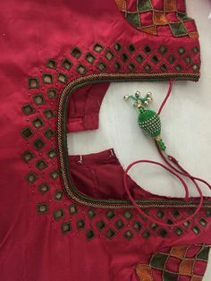 Cutwork Blouse Designs, Patch Work Blouse Designs, Pattu Saree Blouse Designs, Simple Blouse Designs, Stylish Blouse Design, Bridal Blouse Designs, Blouse Neck Designs, Traditional Blouse Designs, Mirror Work Blouse Design