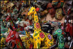 Tradiciones en Guatemala: Artesania