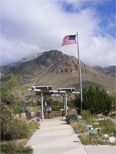 Guadalupe Mountains Visitor Center