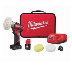 12V Variable Speed Polisher/Sander Kit | Milwaukee Tool