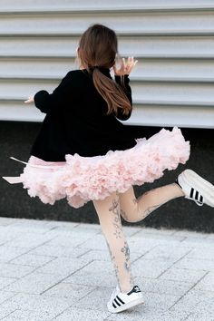 What To Wear To Circus } Kids Style by Miss Kaira feat. Angel's Face Tutu | EdgyCuts