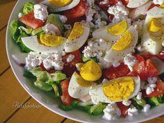 Pasta Salad, Cobb Salad, Salad Recipes, Healthy Recipes, Diy Food, Food Porn, Good Food, Dinner Recipes, Food And Drink