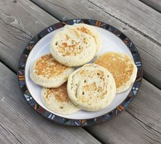 Sourdough Crumpets These were so fast... and so delicious! Great way to use up starter and they freeze well.