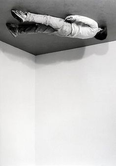 "weissesrauschen: "" Tom Friedman Untitled, 1993 Black and white photograph Edition of 7 35 x 25 inches "" Surrealism Photography, Conceptual Photography, Creative Photography, Portrait Photography, Photographie Portrait Inspiration, Photocollage, Wow Art, Monochrom, Black And White Photography"