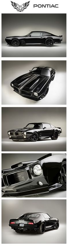 Firebird - Great looking classic muscle car Muscle Cars Vintage, Vintage Cars, Cadillac, Sweet Cars, Us Cars, American Muscle Cars, Amazing Cars, Awesome, Car Car