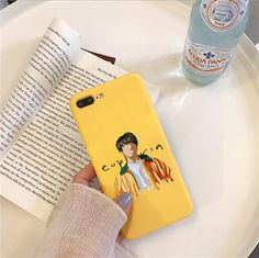 Euphoria Jungkook Hope World Persona BTS iPhone Cases Kpop Phone Cases, Cell Phone Covers, Diy Phone Case, Iphone Cases, Iphone 7, Information And Communications Technology, Huawei Phones, Marble Case, Bts Fans