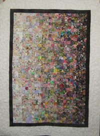 Pretty Colorwash Quilt