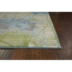 Dunmore Blue/Green Area Rug