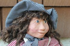 Miss Elaine's Beautiful Hand Crafted Dolls by PenelopesEmporium, $69.00
