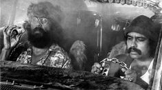 """Cheech & Chong: Up in Smoke """"hey man am I driving okay?"""" """"I think we're parked man"""" Ganja, Dave's Not Here, Weed Quotes, Stoner Quotes, Dope Quotes, Funny Quotes, Crazy Quotes, Thing 1, Hippie"""