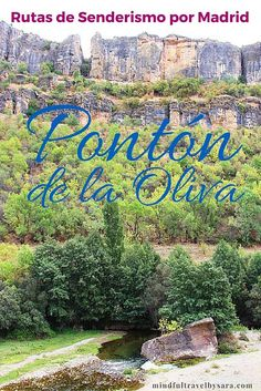 Hiking trails in Madrid: Pontón de la Oliva and its Landscapes Camping Photo, Tent Camping, Camping Ideas, Slow Travel, Hiking Trails, Trekking, Adventure Travel, Travel Photos, Travel Photography