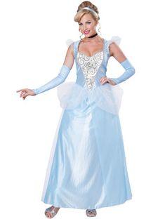 Classic Cinderella - Angels Fancy Dress Costumes