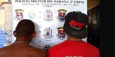 PM apreende dois adolescentes traficando drogas - http://projac.com.br/noticias/pm-apreende-dois-adolescentes-traficando-drogas.html