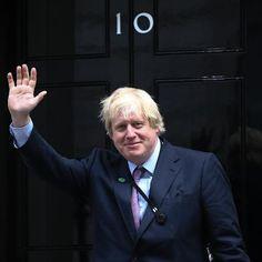 Nigel Farage: If Boris Johnson wants to be Prime Minister he.: Nigel Farage: If Boris Johnson wants to be Prime Minister… Mr Johnson, Boris Johnson, Next Year, Mayor Of London, Nigel Farage, British Prime Ministers, Jeremy Corbyn, Labour Party, Fotografia