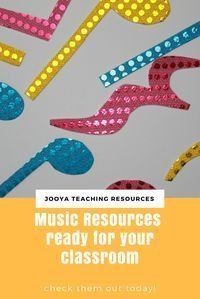 Find everything you need to teach Middle School Music with classroom ready resources from Jooya Teaching Resources. Click the link and discover the possibilities - https://www.teacherspayteachers.com/Store/Jooya-Teaching-Resources/Category/Music-Resources