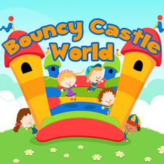Bouncy Castle Hire, Inflatable Slide, Bart Simpson, Dublin, Castles, Things That Bounce, Sumo, Chateaus, Castle