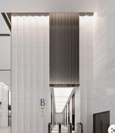 Lobby Interior, Office Interior Design, Space Interiors, Office Interiors, Office Building Lobby, Office Lobby, Elevator Design, Hotel Lobby Design, Lift Design