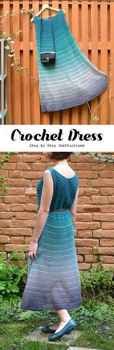 Crochet Nori Dress