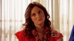 Pin for Later: Why Blair Waldorf Is the Queen Bee of GIFs  Here we have another expression of being annoyed: the impatient head roll.