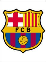 Logo of FC Barcelona | Coloring pages