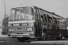 Barton fleet number 1303 - Duple Dominant bodied Bedford YRT, photographed when new