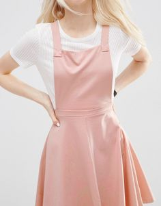 Image 3 of ASOS Pinafore Dress