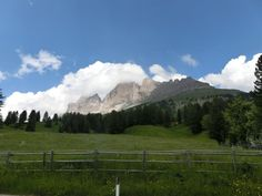 Cabriotour in die wunderschönen Dolomiten bei herrlichem Sonnenschein in Südtirol