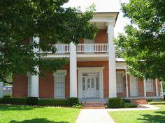 McCulloch House - Waco, Texas. Historic Waco Foundation