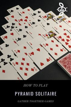 Card Games For One, Family Card Games, Fun Card Games, Game Cards, Family Activities, Fun Games, Cool Playing Cards, Playing Card Games, Kids Playing