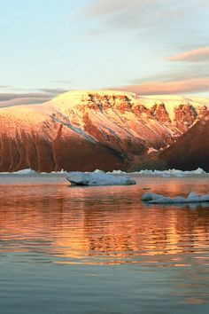 Uncertainty 3/3 • Fønfjord, Scoresby Sund, Greenland • landscape | panorama | panoramic | large format | print | original | photography | image | interior design ideas | wall decor