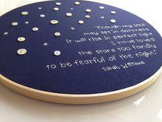 LOVE THIS POEM! Sarah Williams stars poem by daisyeyes