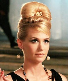No. 1: Beyond Glam Betty, 10 Most Pinnable Mad Men Beauty Looks - (Page 10)