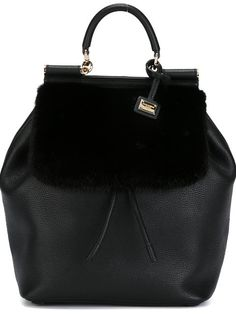 93fb4088faae Dolce   Gabbana  Sicily  Rucksack - Farfetch. Bags ...