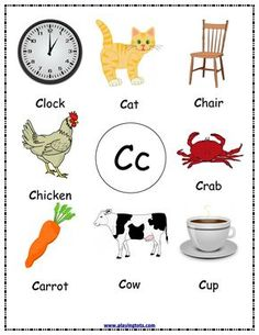 Free printable (English/Tamil) flash cards/charts/worksheets/(file folder/busy bag/quiet time activities) for kids(toddlers/preschoolers) to play and learn at home and classroom. Alphabet Words, Alphabet Phonics, Alphabet Pictures, Teaching The Alphabet, Alphabet Charts, Alphabet Book, English Activities For Kids, Toddler Learning Activities, Toddler Preschool