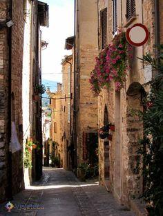 Cidades românticas na Toscana - Itália