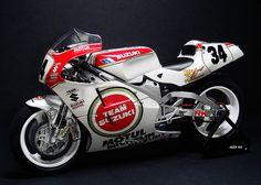 SUZUKI RGV500 1993