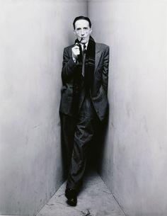 Marcel Duchamp by Irving Penn.